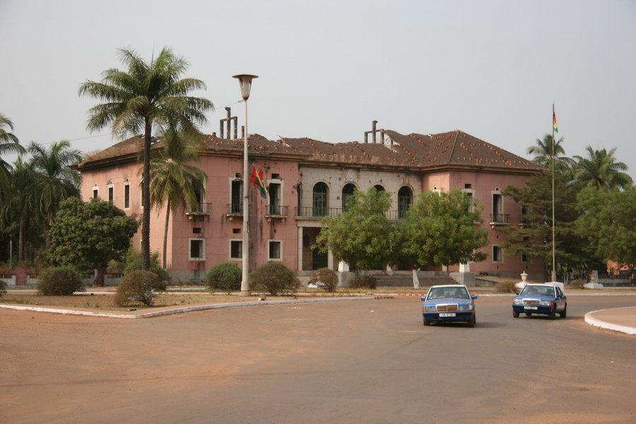 Guinea Bissau - La capitale