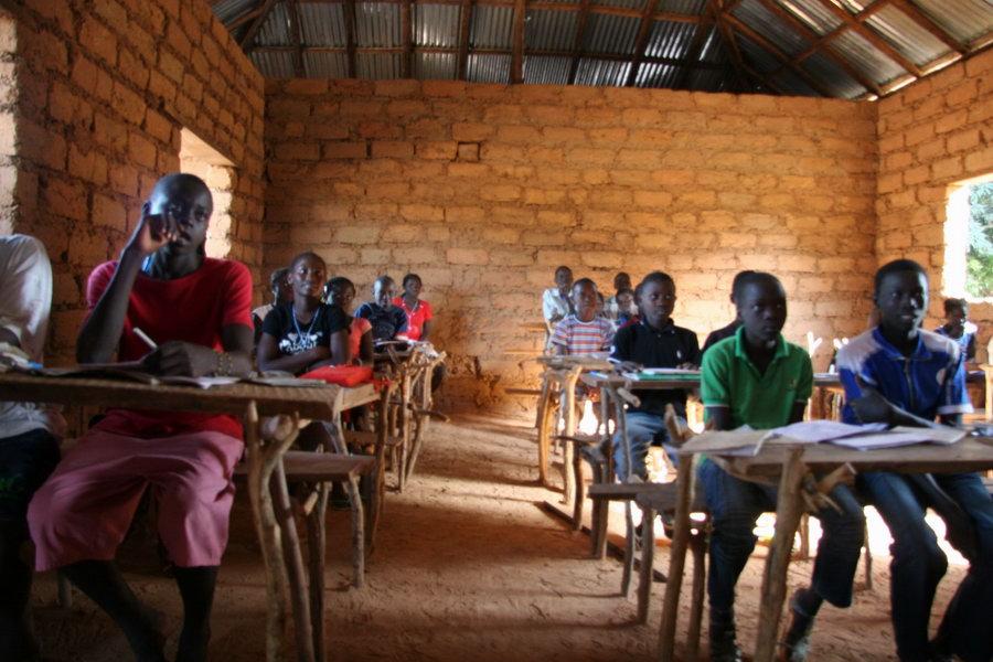 Guinea Bissau - Scuola