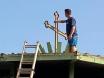 Rifacimento tetto chiesa di Bissorà